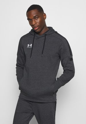 Sweat à capuche - dark grey melange