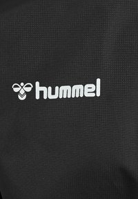 Hummel - HMLAUTHENTIC - Windbreaker - black/white - 3