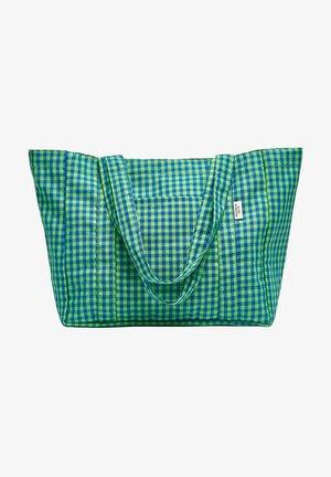 KARIERTE - Shopper - green