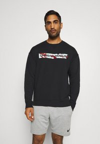 Under Armour - RIVAL CREW - Mikina - black - 0