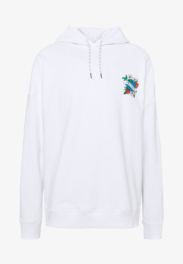 MOTHER HOODY - Huppari - white