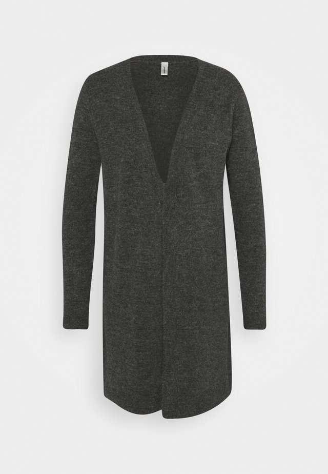 NESSIE - Cardigan - dark grey