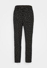 TOM TAILOR - PANTS - Trousers - black - 1