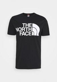 STANDARD TEE - Print T-shirt - black