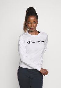 Champion - CREWNECK - Collegepaita - white - 0
