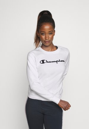 CREWNECK - Sweater - white