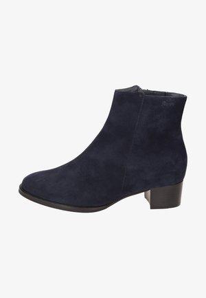 HILGRID - Korte laarzen - dunkelblau