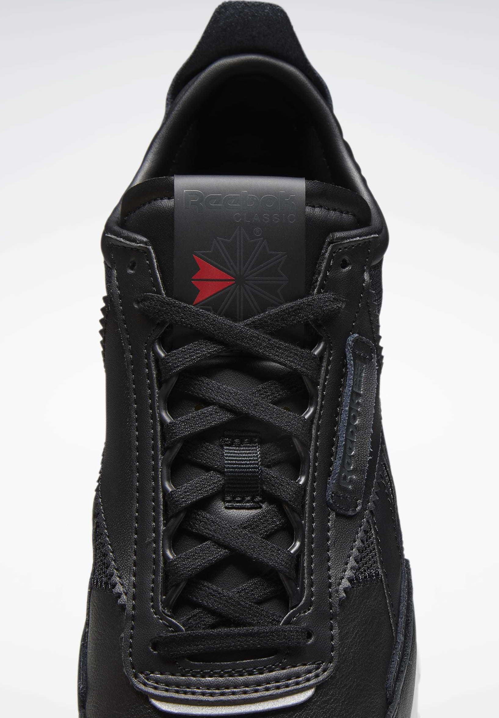 Reebok Classic CLASSIC LEATHER LEGACY SHOES - Sneaker low - black/schwarz - Herrenschuhe pmmY1