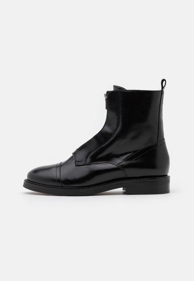 ASTIER - Classic ankle boots - noir