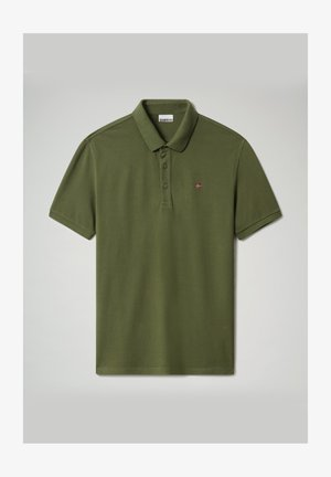 EOLANOS - Polo shirt - green cypress