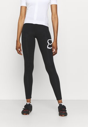 BOUNDARY LEGGING - Leggings - black
