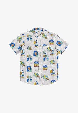 ISLAND PULSE - Shirt - snow white island pulse