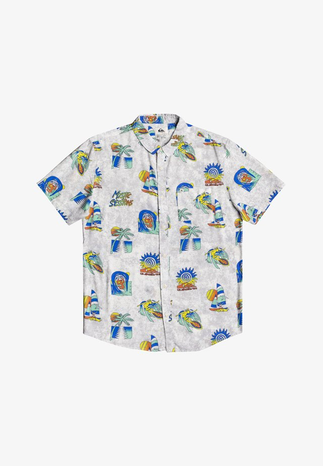 ISLAND PULSE - Shirt - snow white island pulse