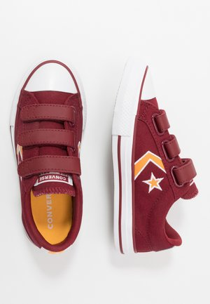 STAR PLAYER EMBROIDERED - Sneakers basse - team red/laser orange/white