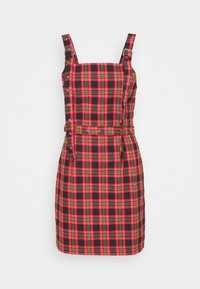 The Ragged Priest - Day dress - red - 4
