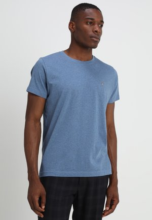 THE ORIGINAL - T-shirts basic - denim blue mel