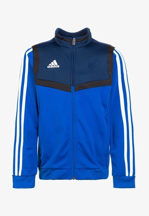 TIRO 19 POLYESTER TRACK TOP - Trainingsvest - bold blue / white