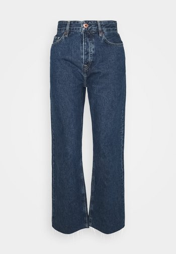 ROBYN - Jeans relaxed fit - dark used