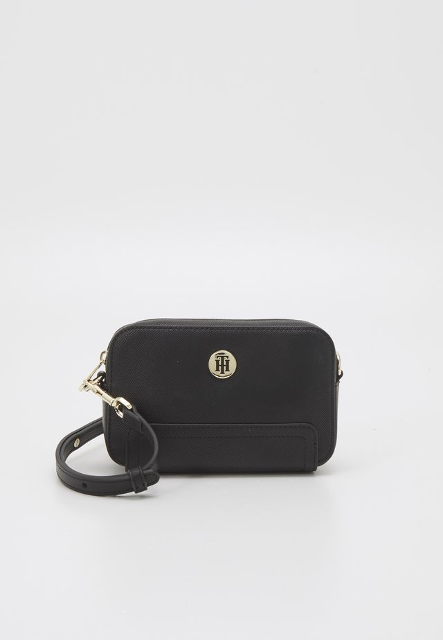 HONEY CAMERA BAG - Olkalaukku - black