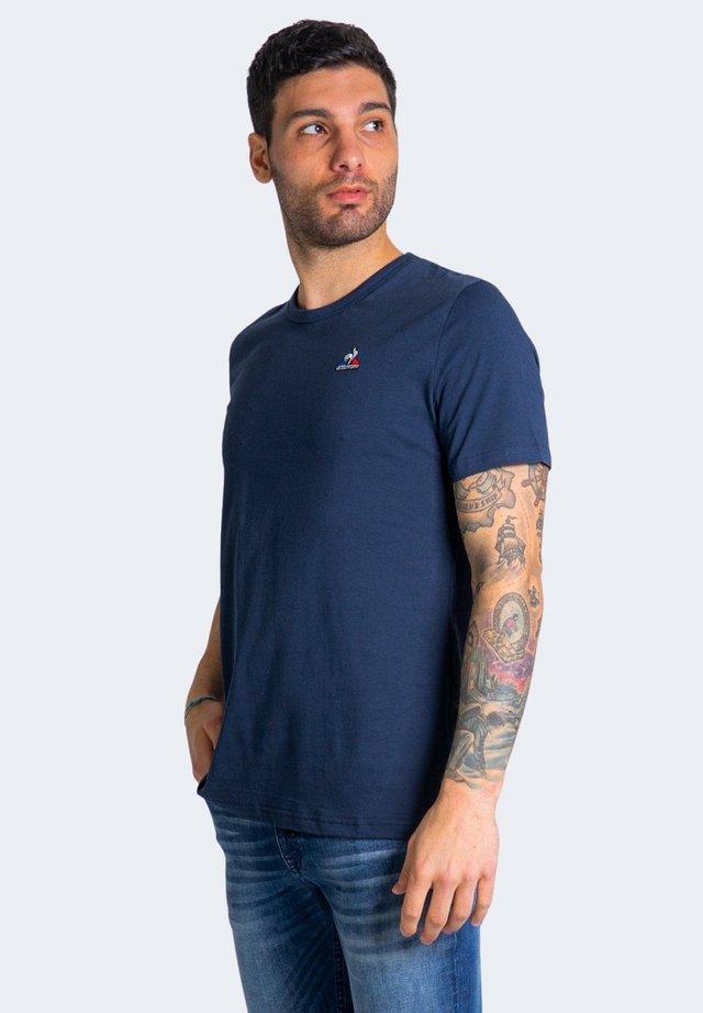 Camiseta básica - blue