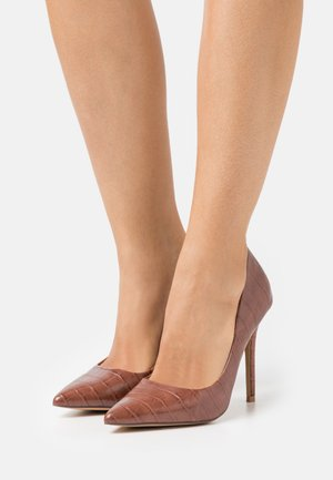 CATERINA - Klassiske pumps - tan