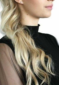 amor - HERZ - Earrings - rosefarben - 0