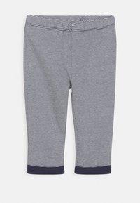 Benetton - TROUSERS SET UNISEX - Pyjama set - dark blue - 2
