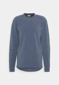 Norrøna - SKIBOTN CREW NECK  - Sweatshirt - vintage indigo - 0
