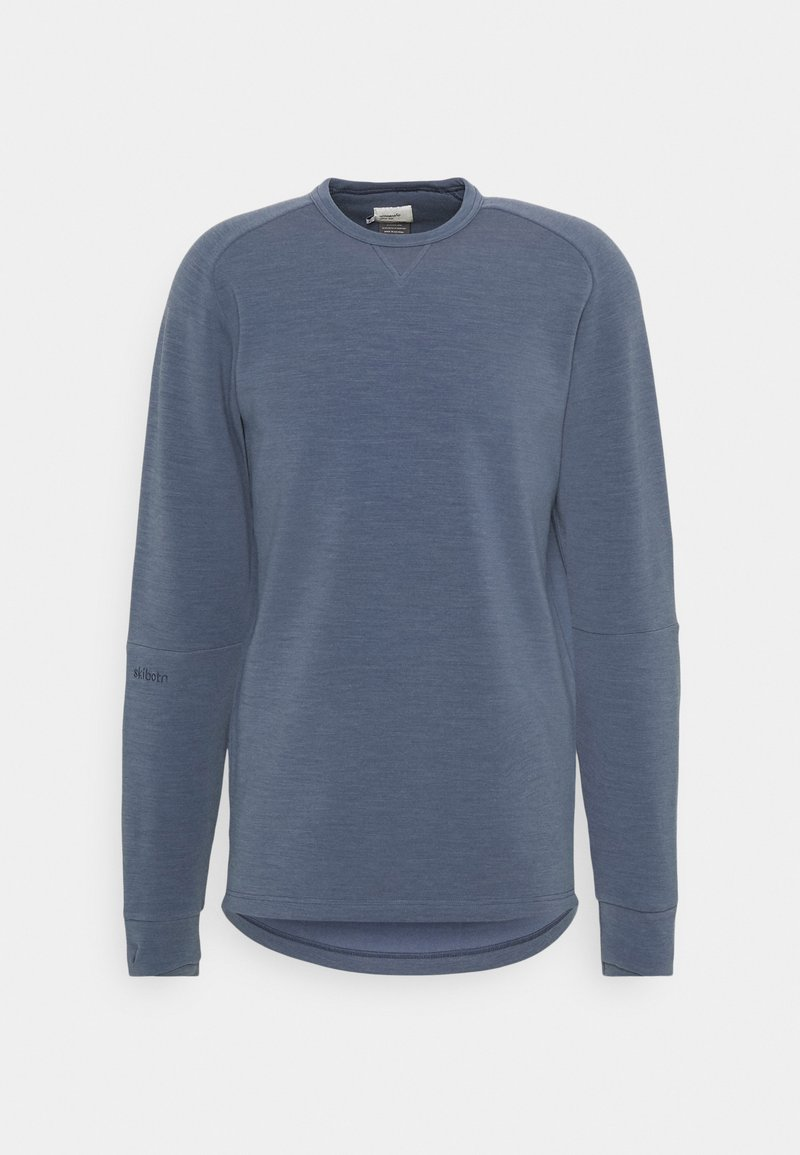 Norrøna - SKIBOTN CREW NECK  - Sweatshirt - vintage indigo