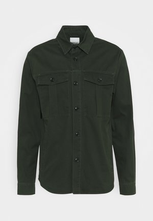 SDLOKE OVERSHIRT - Chaqueta fina - forest night