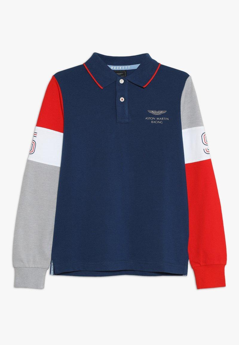 Hackett London - Polo shirt - dark blue