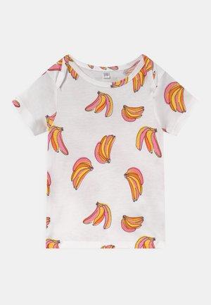 BABIES BANANA ENVELOP NECK TEE UNISEX - T-shirt print - multi-coloured