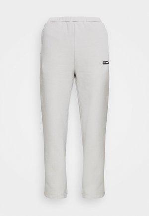 FRENCHTERRYPANT - Pantaloni sportivi - pearlriver