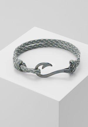 HOOKED BRACELET - Bracelet - grey