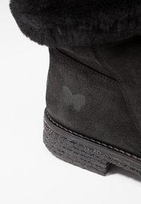 Felmini - CREPONA - Classic ankle boots - black - 2