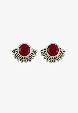 SHADOW - Earrings - red