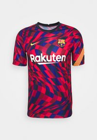 Nike Performance - FC BARCELONA  - Club wear - university red/amarillo - 3