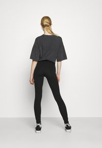 Vero Moda - VMMAXI LONG 2 PACK  - Leggings - Trousers - black - 2