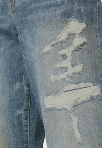 G-Star - JANEH ULTRA HIGH MOM ANKLE WMN - Jeans slim fit - vintage amalfi restored - 3