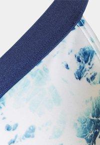 Sloggi - WOMEN SHORE YAP ISLANDS - Haut de bikini - blue/white - 2