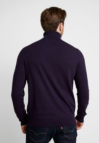 Pier One - Sweter - dark purple - 2