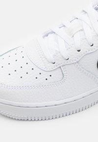 Nike Sportswear - FORCE 1 - Trainers - white/black - 5