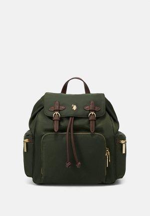 HOUSTON BACKPACK BAG - Tagesrucksack - green
