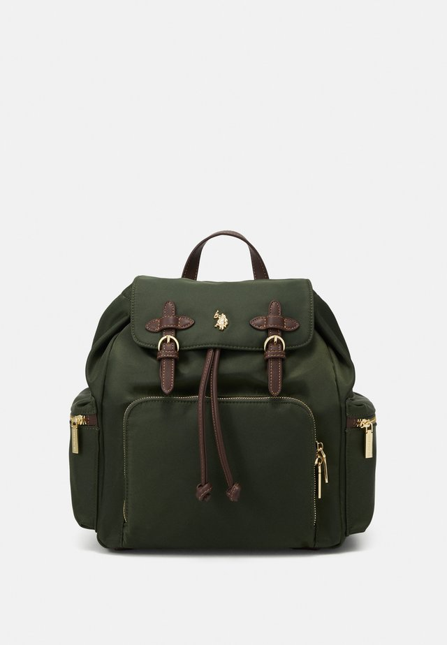 HOUSTON BACKPACK BAG - Rucksack - green