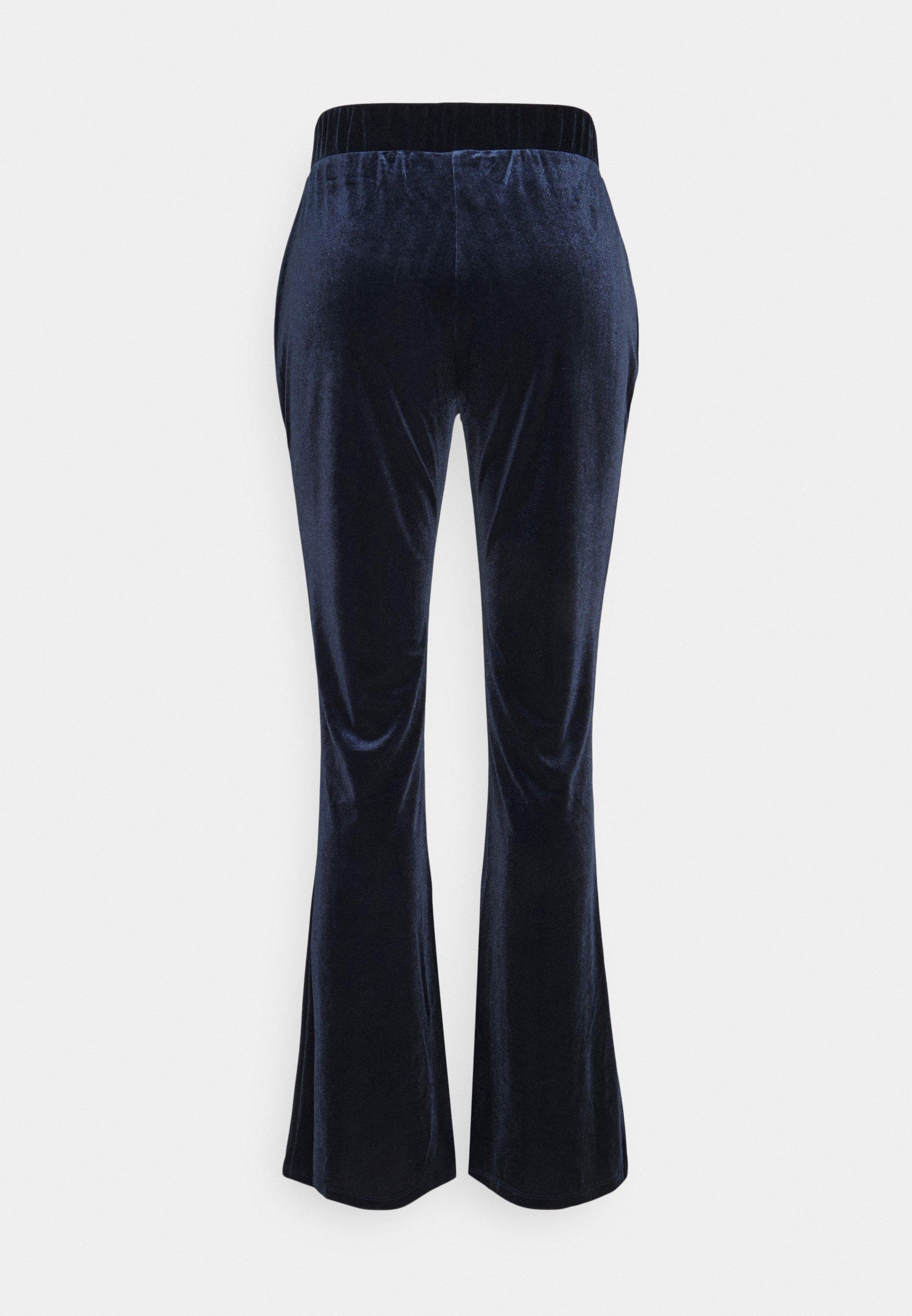 Women VIVELVETTA FLARED PANT - Tracksuit bottoms