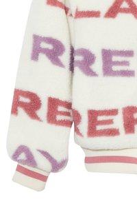 Replay - Chaqueta de invierno - white/light pink/purple - 2