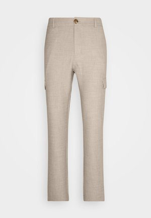 HAROLD TROUSER  - Cargo trousers - sand