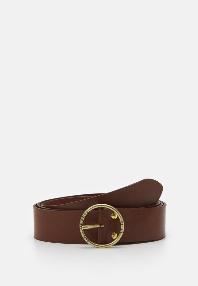 ATHENA PLUS - Belt - medium brown