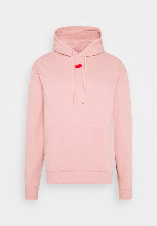 UNISEX PRAY HOODIE - Jersey con capucha - pink