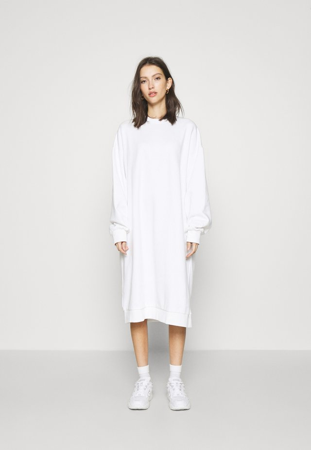 PAYTON DRESS - Korte jurk - white